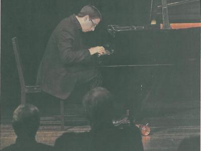 Concert à Renningheim du 5 décembre 2011